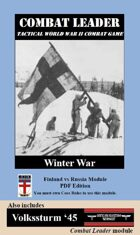 Combat Leader: Winter War & Volkssturm Module