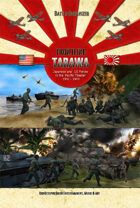 Tarawa - Japanese and US Forces in the Pacific Theatre 1942/43