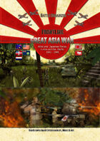 Great Asia War - Japanese and Allied Forces in the Pacific Theatre 1941/45