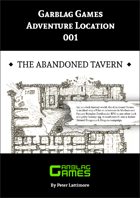Adventure Location 001 - The Abandoned Tavern