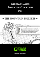Adventure Location 003 - The Mountain Tollkeep