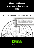 Adventure Location 005 - The Roadside Temple