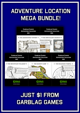 Garblag Games Adventure Location Mega Bundle [BUNDLE]