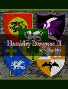 Heraldry Dragons II