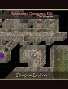 Isometric Dungeon Kit - Dungeon Explorer