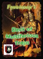 Fynnisnap's Deck of Multifarious Traps