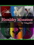 Heraldry Monsters