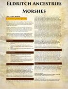 Eldritch Ancestries: Morshes [PF2e]