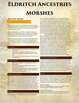 Eldrich Ancestries: Morshes