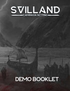 Svilland Campaign Setting Demo Booklet