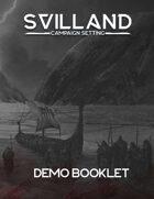 Svilland Campaign Setting Demo Booklet