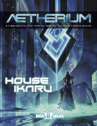 Aetherium House Ikaru Expansion