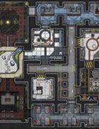 Aetherium - House Ikaru: Office Suites RPG Battle Map