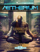 Aetherium Wardens of Tianran Expansion