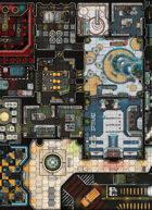 Aetherium - Bazaar RPG Map