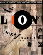 A Lion In Mississauga