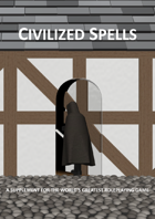 Civilized Spells