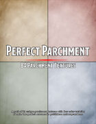 Perfect Parchment - Set of 84 Parchment Textures