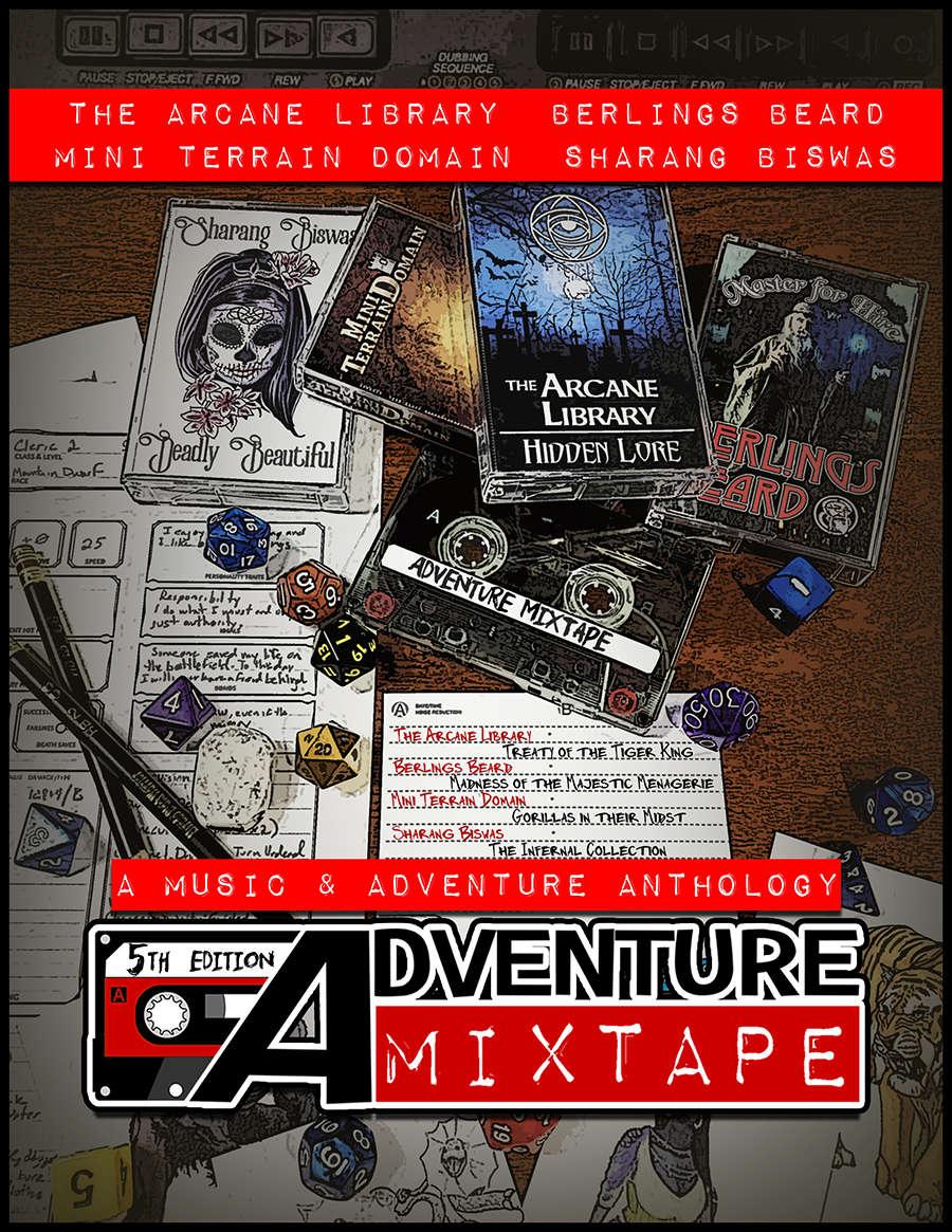 Adventure Mixtape Vol. 1 cover