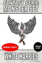 F-ms-0001 - White Harpies 18+