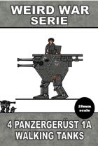 Wws-0001-PANZERGERÜST Walking Tank 1a