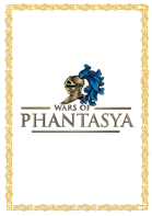 R-0 Wars Of Phantasya Rulebook