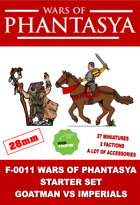 F-0011-wars Of Phantasya Starter Set