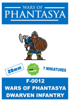F-0012 - fantasy Dwarves Infantry