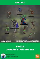 F-0022 - undeads Starting Set