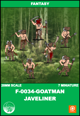 F-0034 - GOATMAN JAVELIN THROWERS