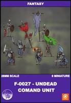 F-0027 - Undead Comand Unit