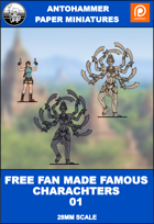 FFMFC01-FREE FANMADE FAMOUS CHARACTERS 01