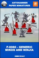F-0060 - GENERIC MIKOS AND NINJIA