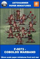 F-0073 - COBOLDS WARBAND