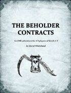 The Beholder Contracts