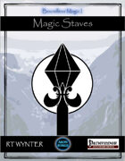 Boundless Magic 1: Magic Staves