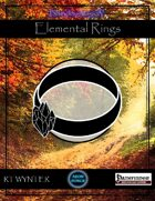 Boundless Magic 4: Elemental Rings