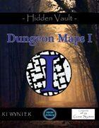 Hidden Vault: Dungeon Maps 1