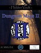 Hidden Vault: Dungeon Maps 2