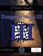 Hidden Vault: Dungeon Maps 3