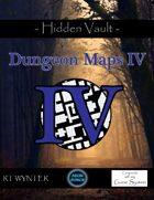 Hidden Vault: Dungeon Maps 4