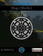Magic Shields I - Boundless Magic