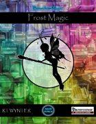 Frost Magic - Boundless Magic