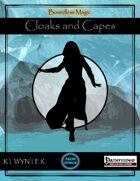 Capes, Cloaks, and Mantles - Boundless Magic