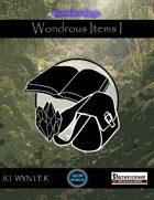 Wondrous Items I - Boundless Magic
