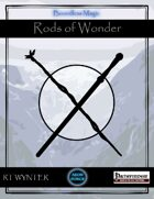 Rods of Wonder - Boundless Magic