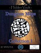 Dungeon Maps Collection 1, Hidden Vault