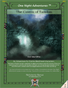 The Cavern of Tamilan (Levels 1-3)