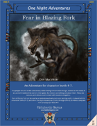 Fear in Blazing Fork (Levels 4-7)