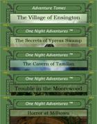 The Complete Village of Ensington Adventure Tome [BUNDLE]